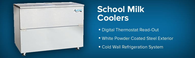 School Milk Coolers