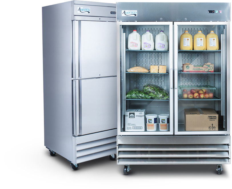 photo of Avantco Refrigeration products